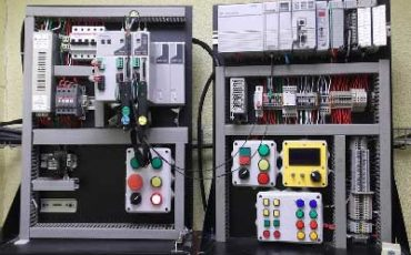 PLC Programming, Automation, Process Control & Monitoring